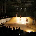 The Bacchae, Performed in the CalArts Walt Disney MOD Theater